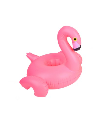 Plateau gonflable Flamant Rose