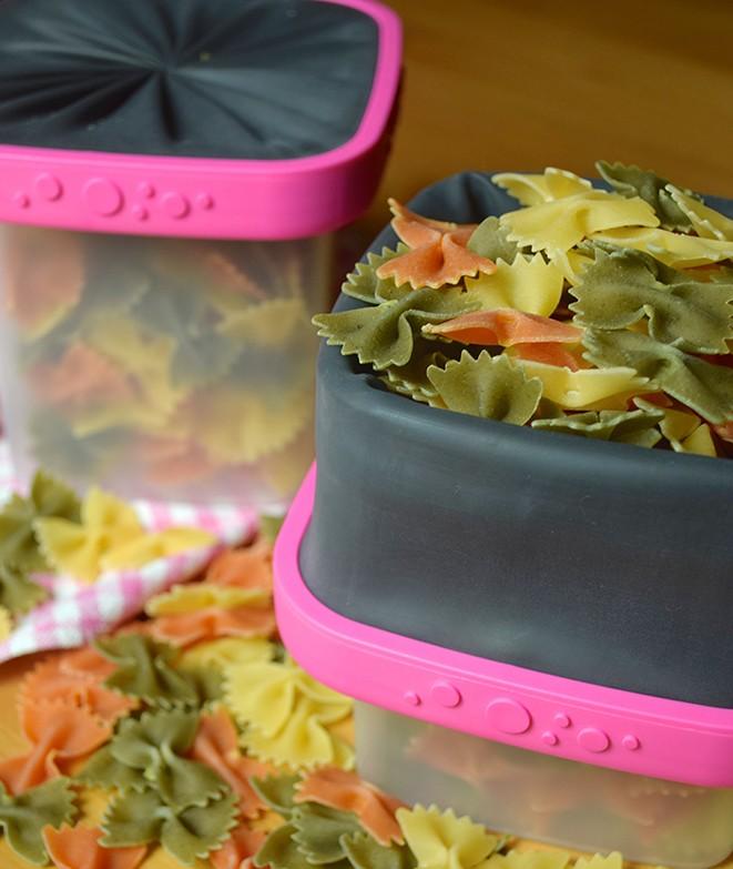acheter le bento box lucie rose tanche pas cher sur neolid. Black Bedroom Furniture Sets. Home Design Ideas