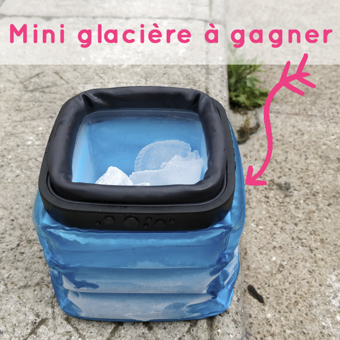 lunchbox pool party concours dimanche ne
