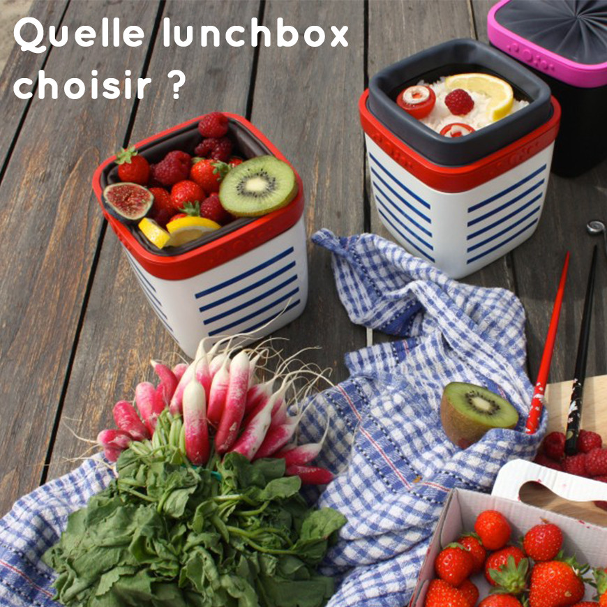 quelle lunch box boite repas choisir neolid. Black Bedroom Furniture Sets. Home Design Ideas